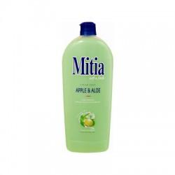 Mitia Apple & Aloe 1L, mýdlo