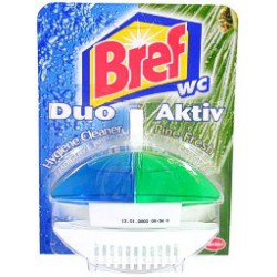 Bref WC Duo Aktiv, 60 ml, tekutý závěs do WC