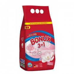 Bonux 4,5 kg, prací prostředek na barevné prádlo