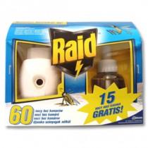 Raid Elektrik, létající hmyz 30 nocí