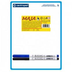 Tabulka školní Mája 7729, 24x18 cm, čistá + linky + fix