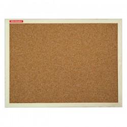 Tabule korková 50 x 80cm, dřevěný rám