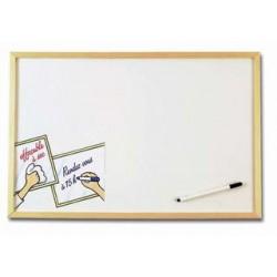Tabule magnet. 40x60cm, dřev.rám