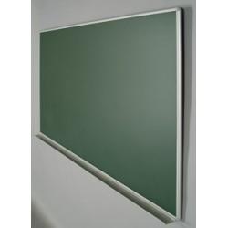 Tabule magnet., školní 120 x 120cm, zelená