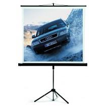 Plátno projekční stojanové 150 x 150 cm, SR
