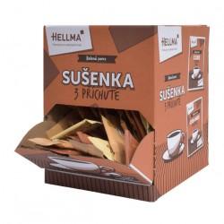 Sušenky ke kávě, 150 ks