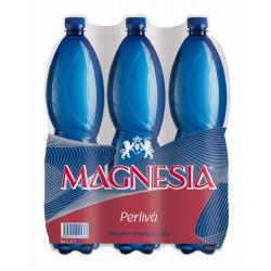 Magnesia perlivá 6x1,5l