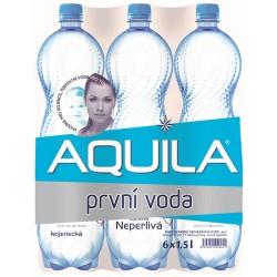 Aquila neperlivá 6x1,5l