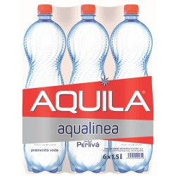 Aquila perlivá 6x1,5l