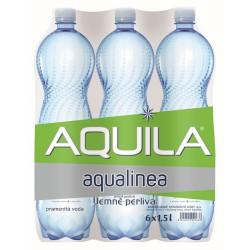 Aquila jemně perlivá 6x1,5l