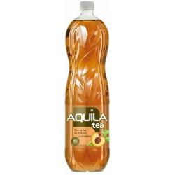 AQUILA ledový čaj Broskev, 6x1,5l