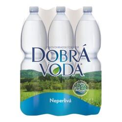 Dobrá voda neperlivá 6x1,5l