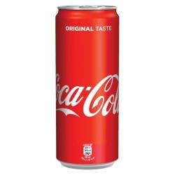 Coca Cola, 24 x 330 ml, plech